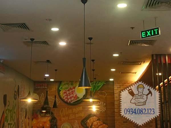 Lắp đèn led tại quận Phú Nhuận