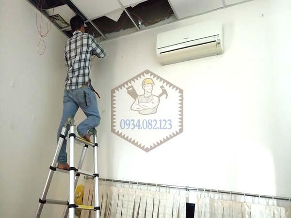 Thợ sửa điện nước tại quận Bình Thạnh